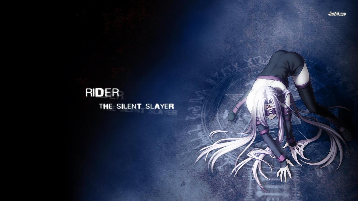 Rider   Fate Stay Night wallpaper   Anime wallpapers   27350 1366x768