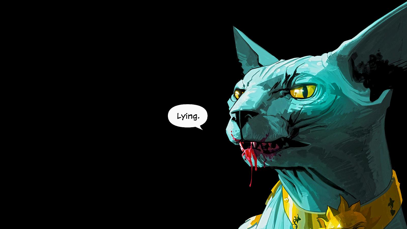 I Am Not A Robot Warrior Cats