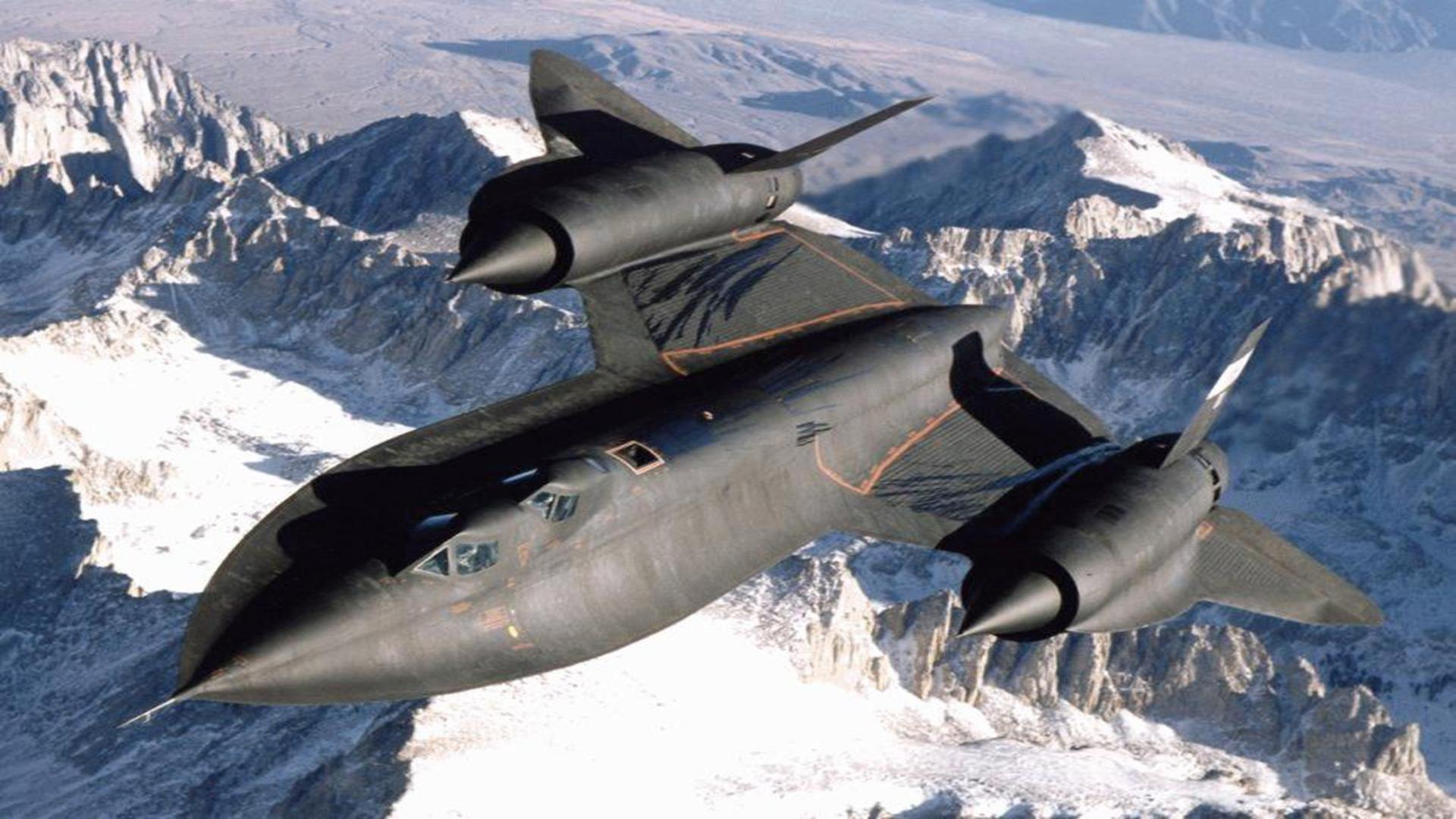 Sr 71 Blackbird Wallpapers on Nasa Wallpaper Hd