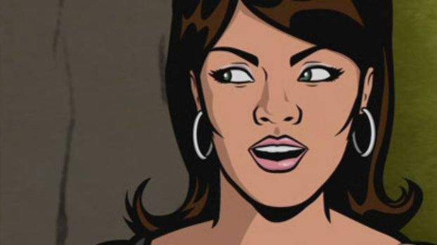 lana kane field agent lana kane porn sexy cartoon women 622x350