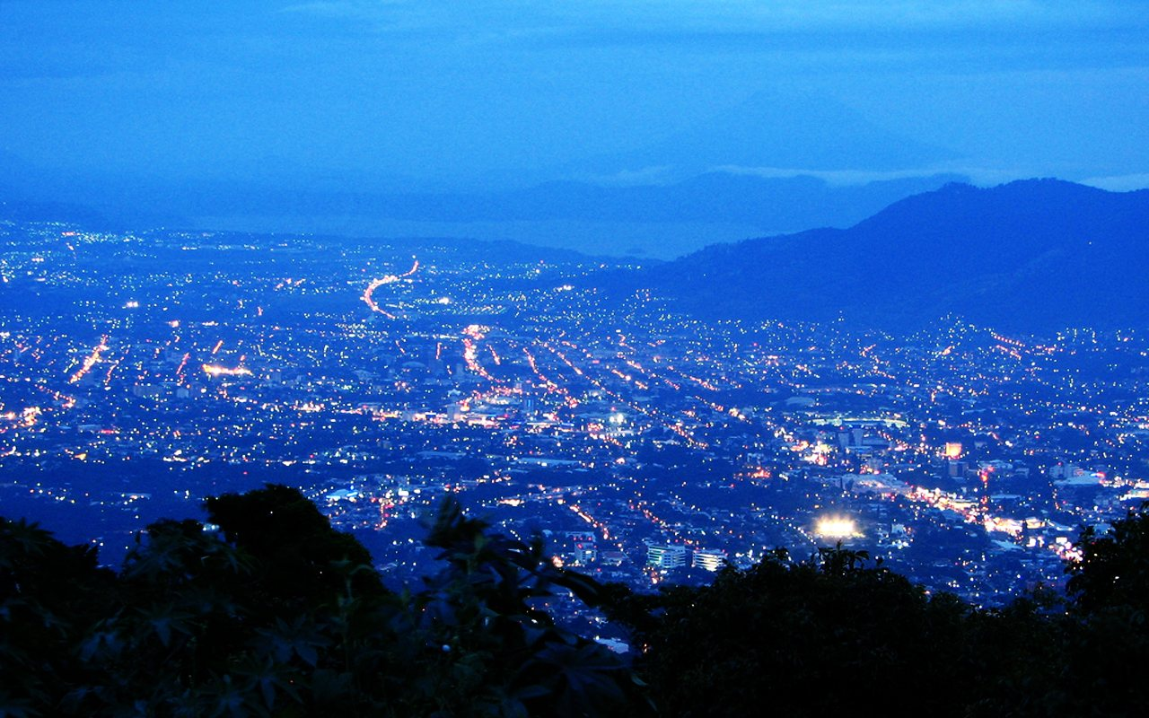 Free Download El Salvador Wallpapers 1280x800 For Your