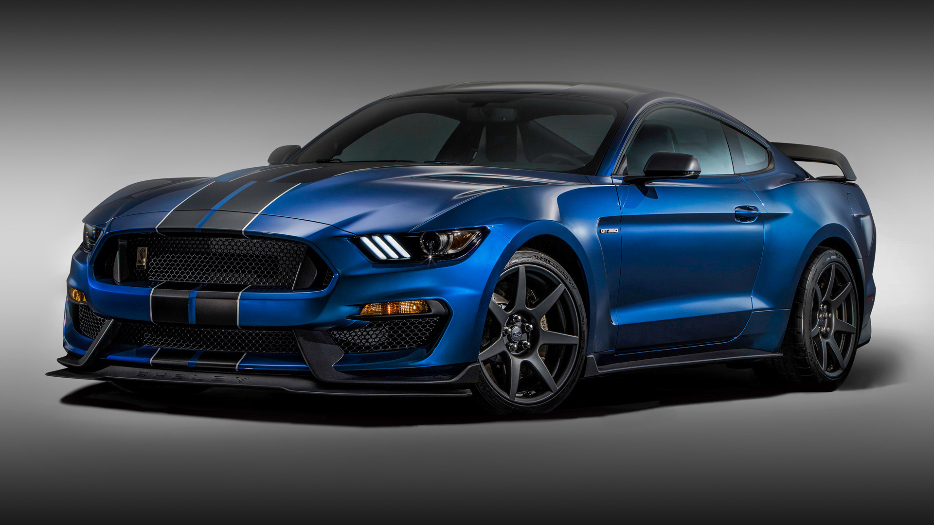 Shelby GT350R Mustang 2016 Wallpapers and HD Images 1920x1080