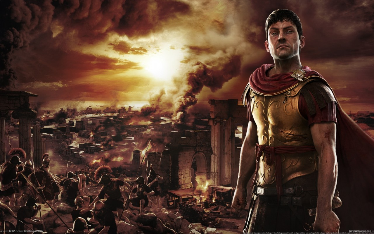 Total War Rome 2 Wallpaper Gamebud 1280x800