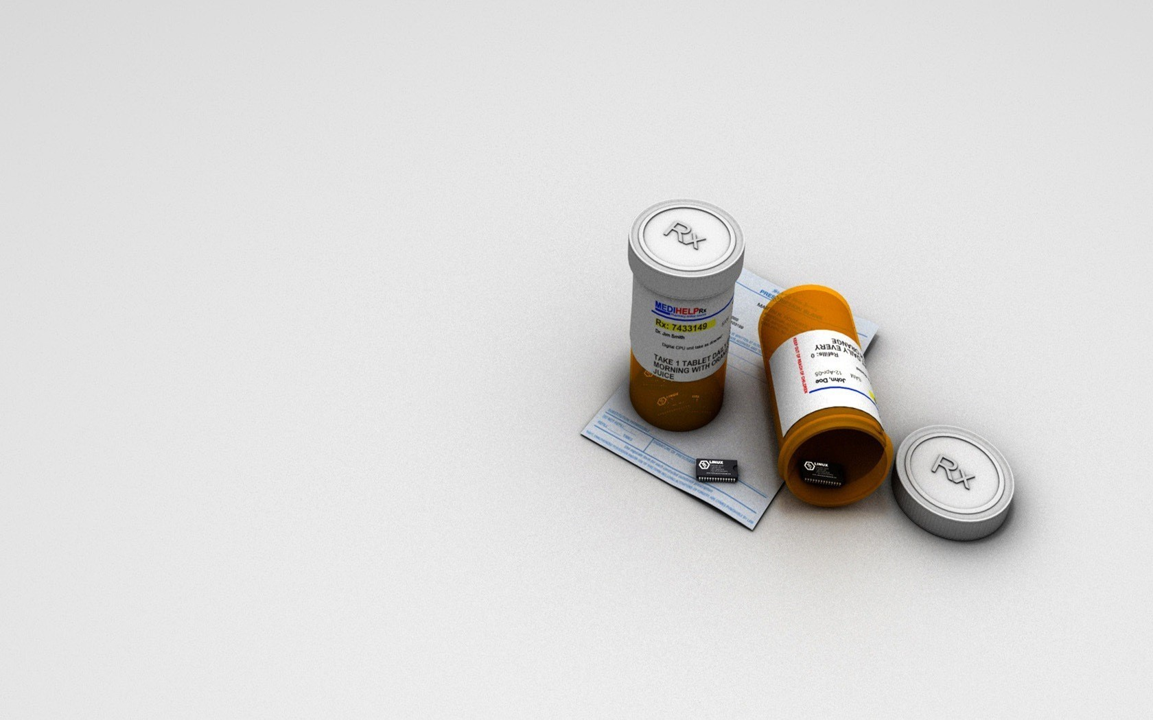 Download Minimalistic Medicine Wallpaper 1680x1050 Wallpoper 337517 1680x1050