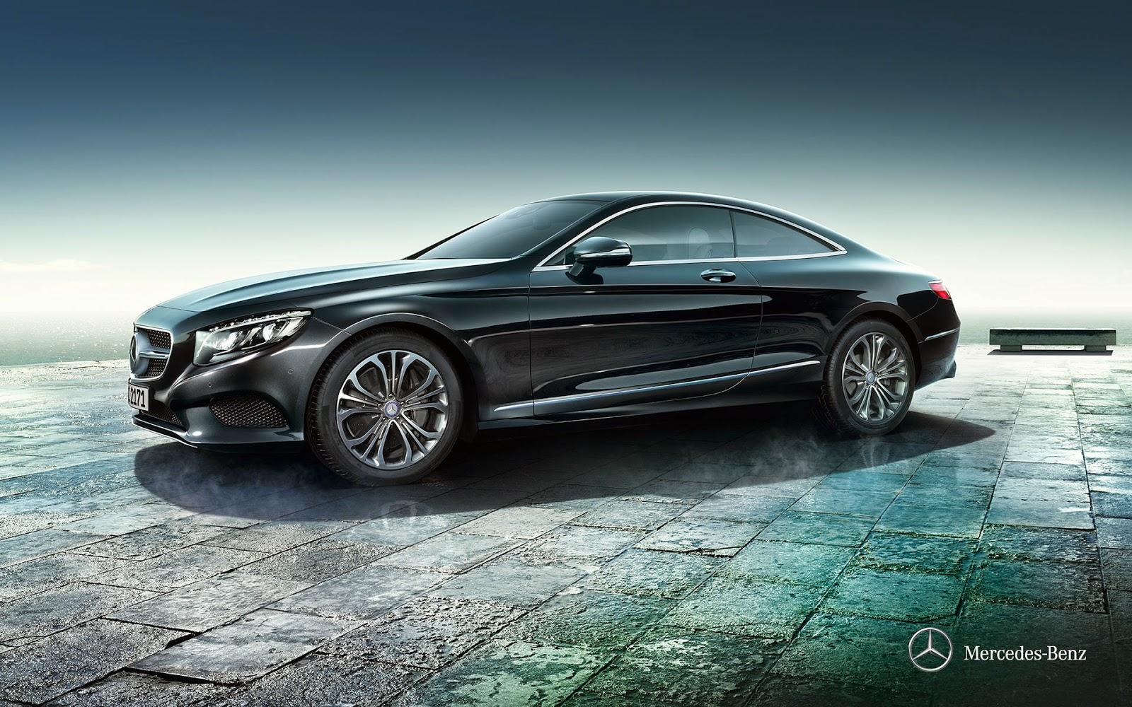 Mercedes Benz S Class HD Wallpaper 1600x1000