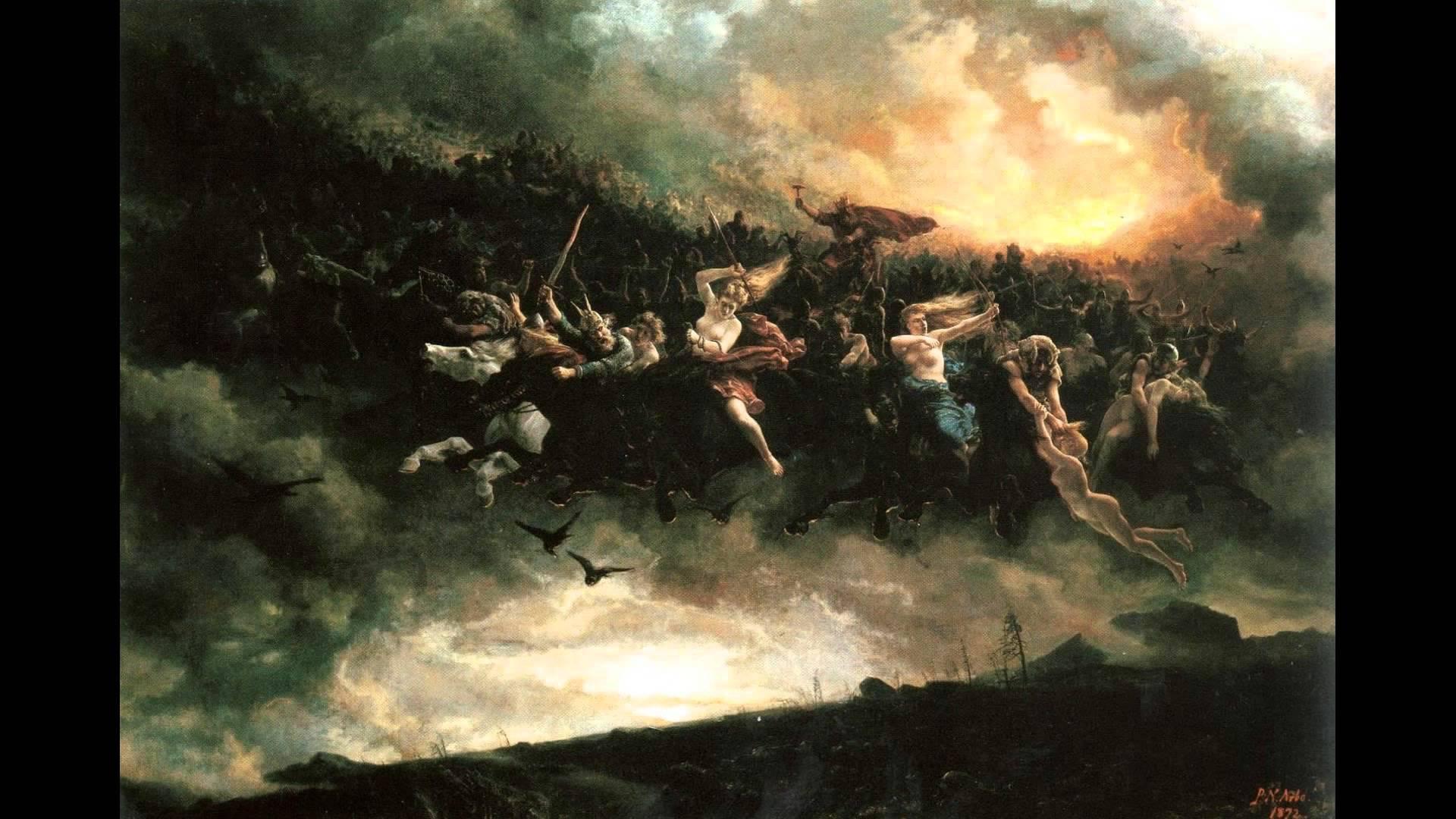 Norse Wallpaper - WallpaperSafari