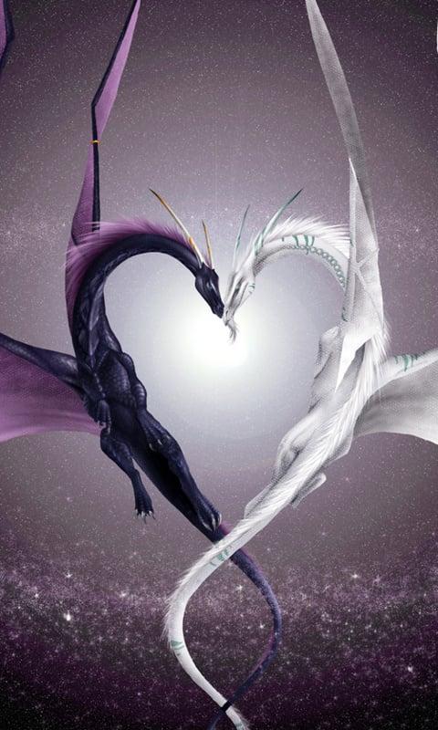 free 480X800 dragon love 480x800 wallpaper screensaver preview id 480x800