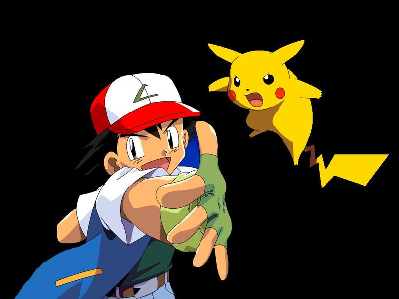 Pokemon Ash and Pikachu wallpaper   ForWallpapercom 808x606