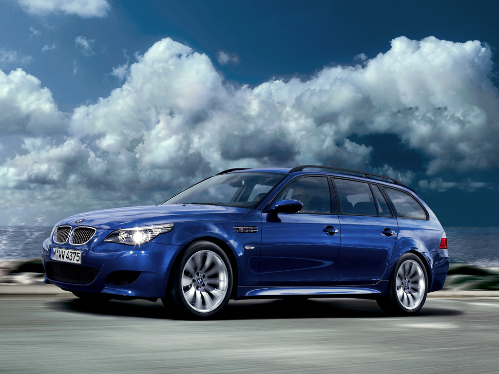 The BMW M5 Touring Wallpapers for PC BMW Automobiles 1024x768
