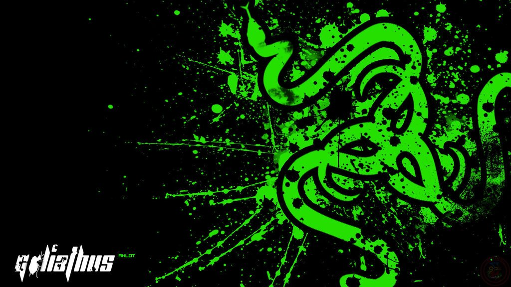 Razer Background 1024x576