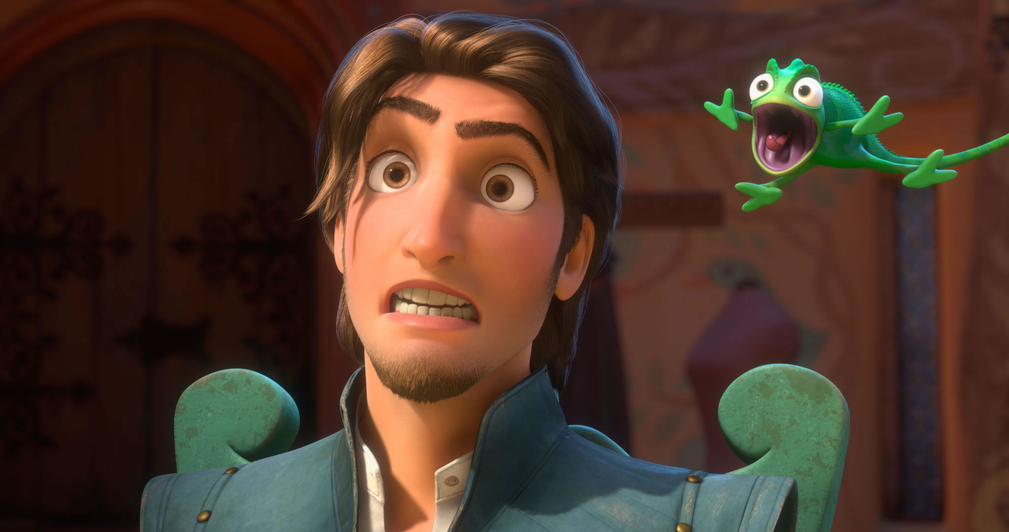Flynn Rider images Flynn and Pascal HD wallpaper and background 2048x1080
