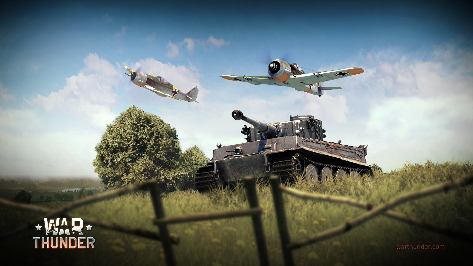 how to download war thunder on mac