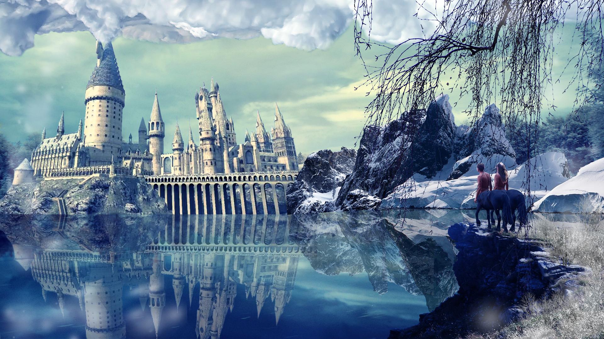 hogwarts desktop wallpaper wallpapersafari