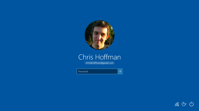 How to Change the Login Screen Background on Windows 10 650x365