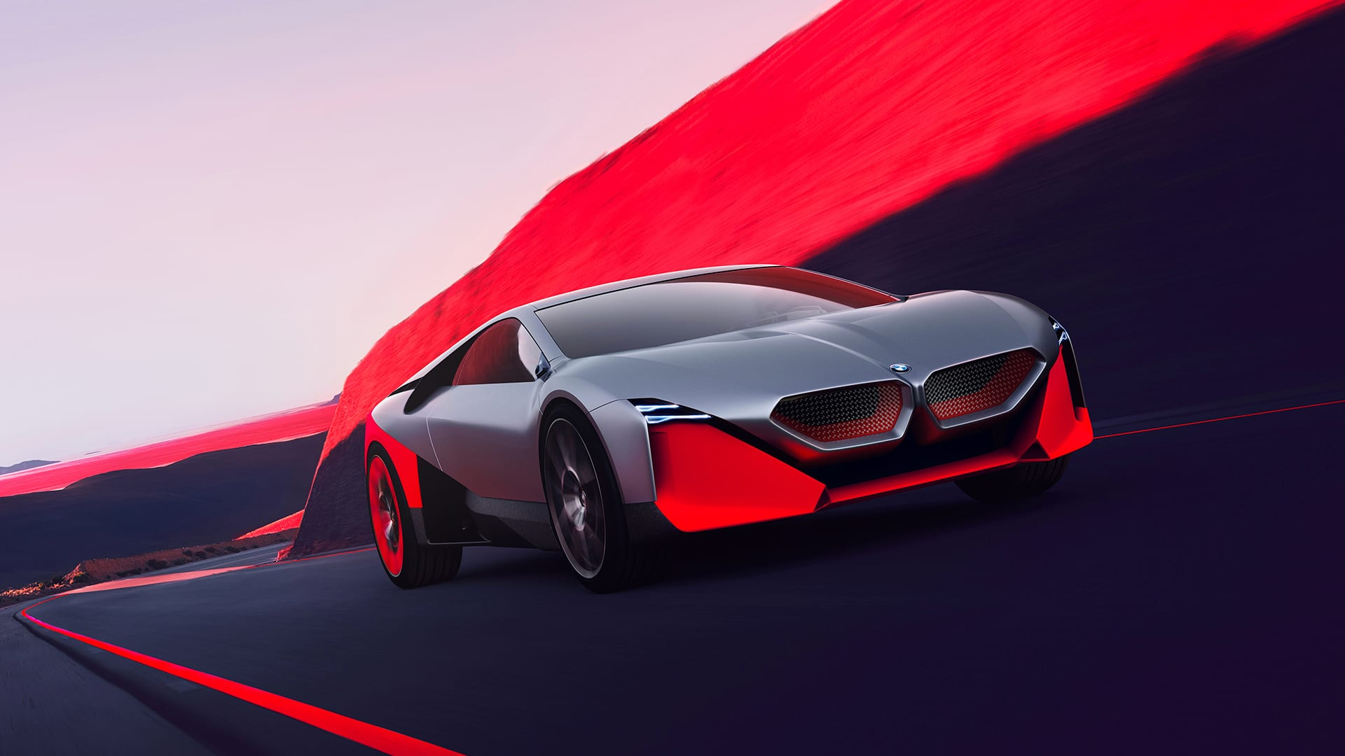 Experience the BMW Vision M NEXT BMWcom 1920x1080