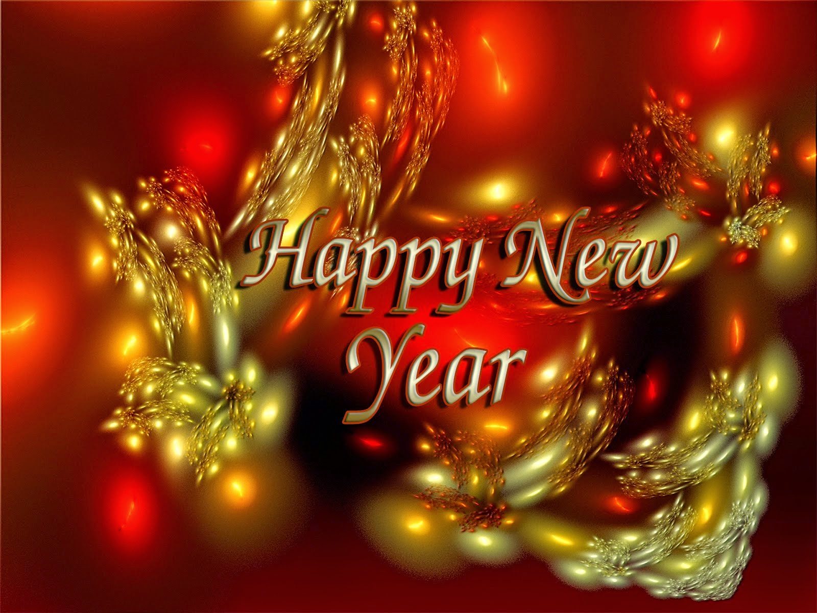 Happy New Year 2015 Animated 3D wallpapers Download Happy New 1600x1200