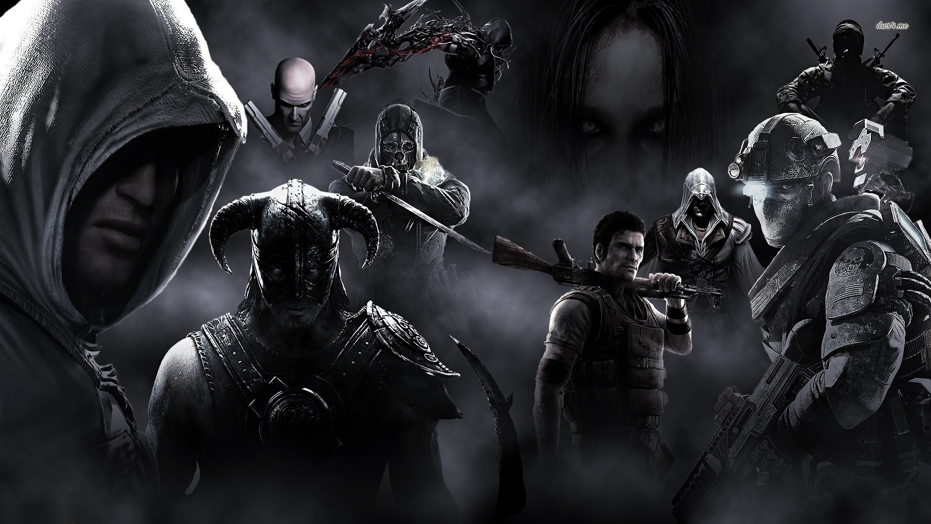 game characters wallpaper 1280x800 - photo #3