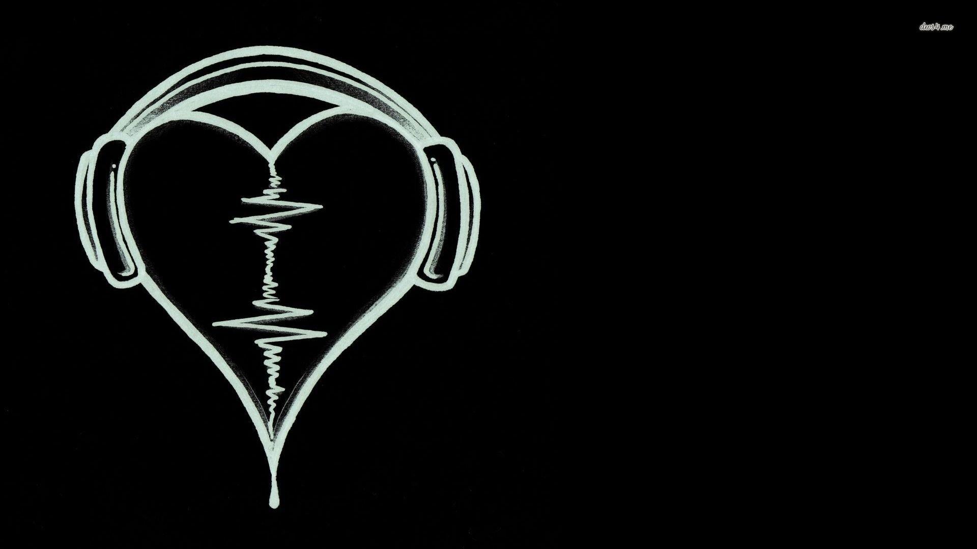 Music Heart Wallpaper ...