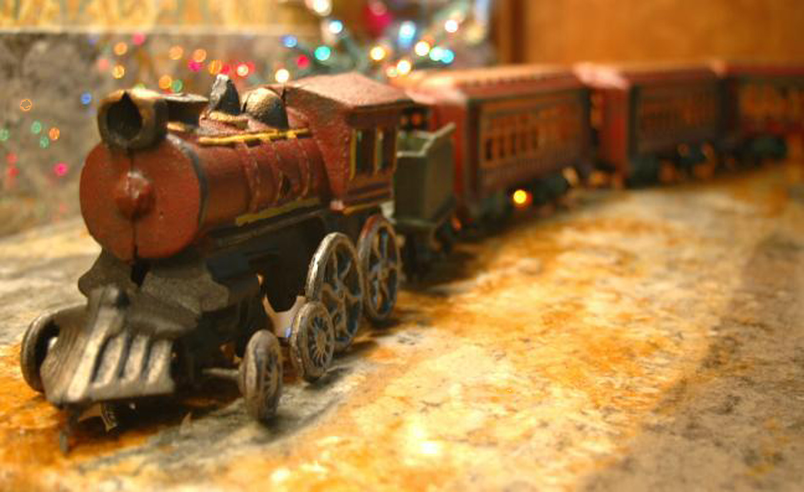 vintage toy christmas train wallpaper   ForWallpapercom 1648x1010