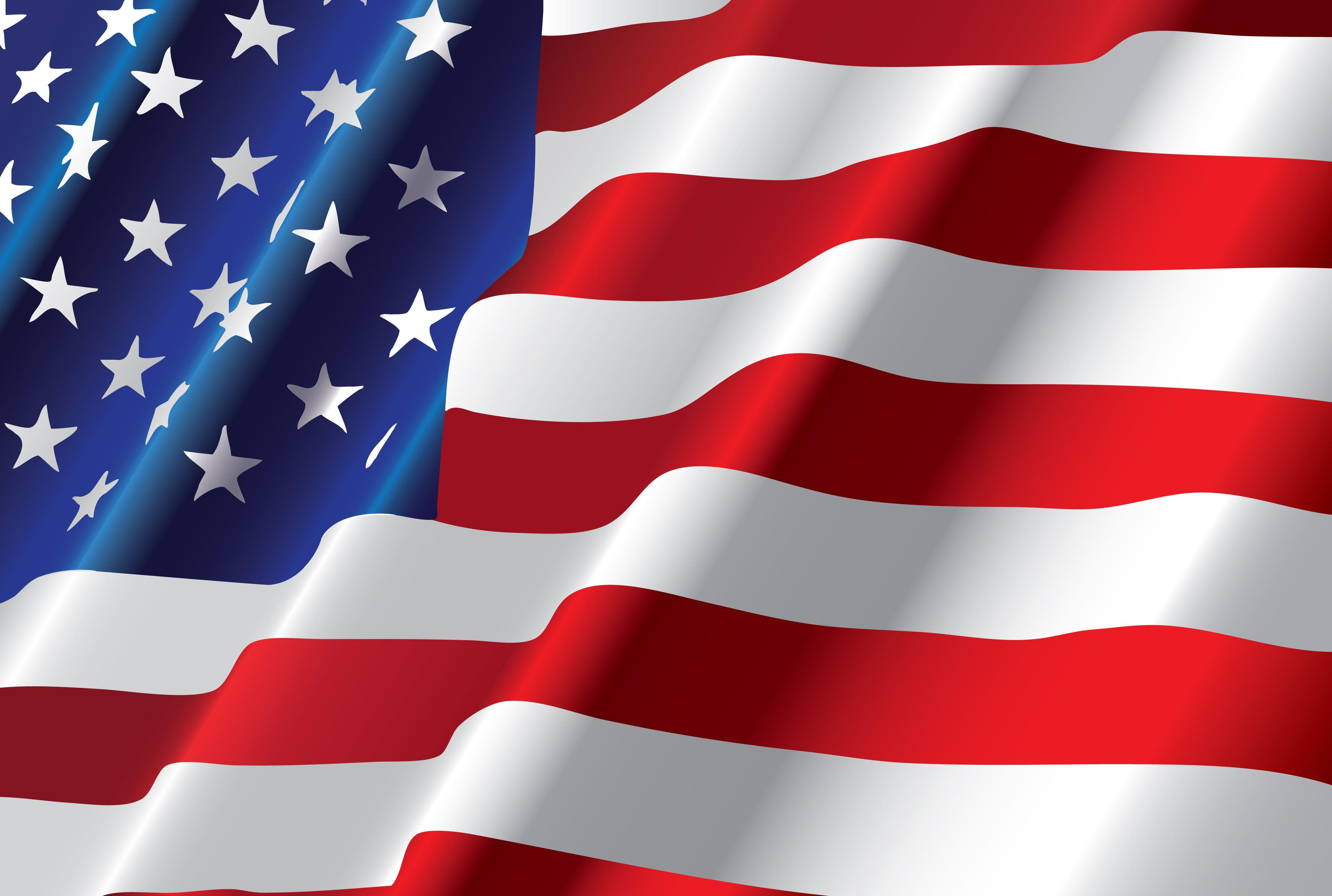 United States Flag Backgrounds 4722x3176