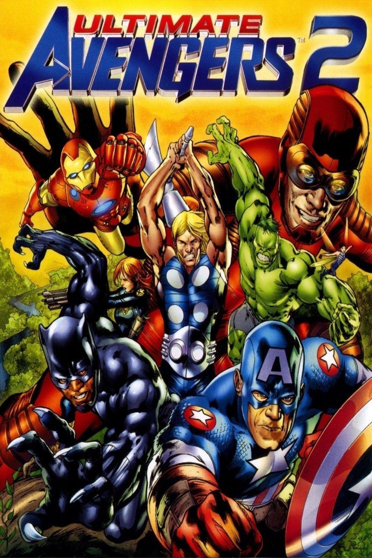 ultimate avengers wallpaper - photo #12