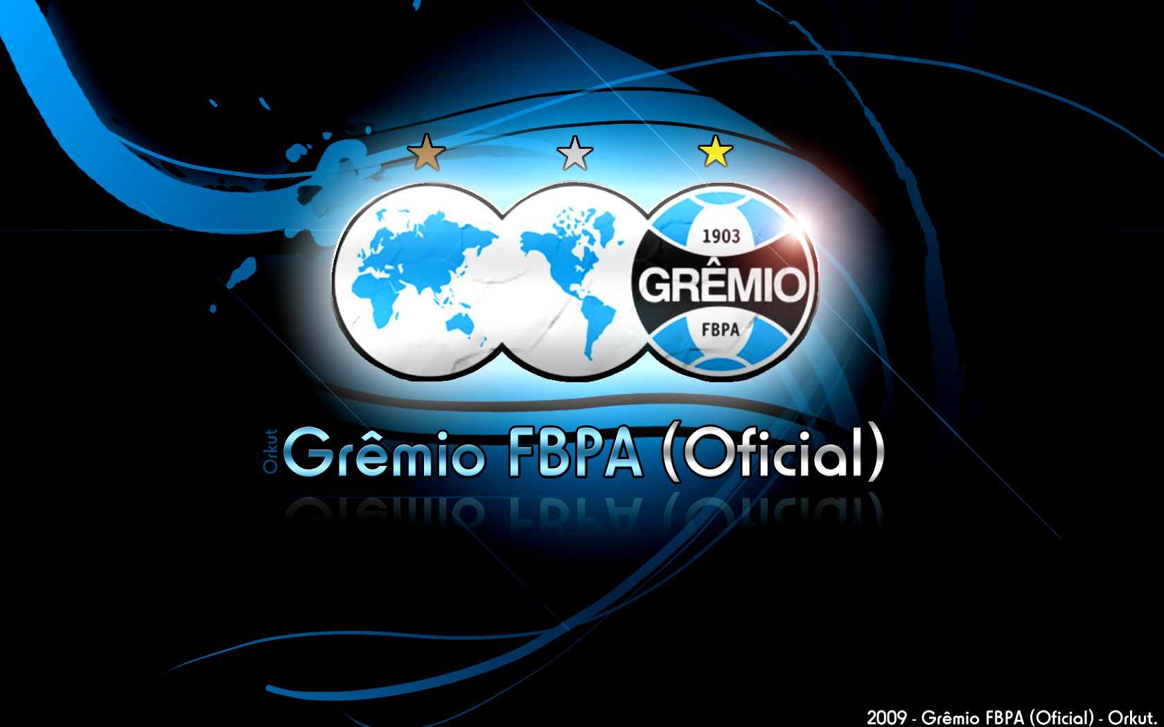 Gremio Football Wallpaper 1680x1050