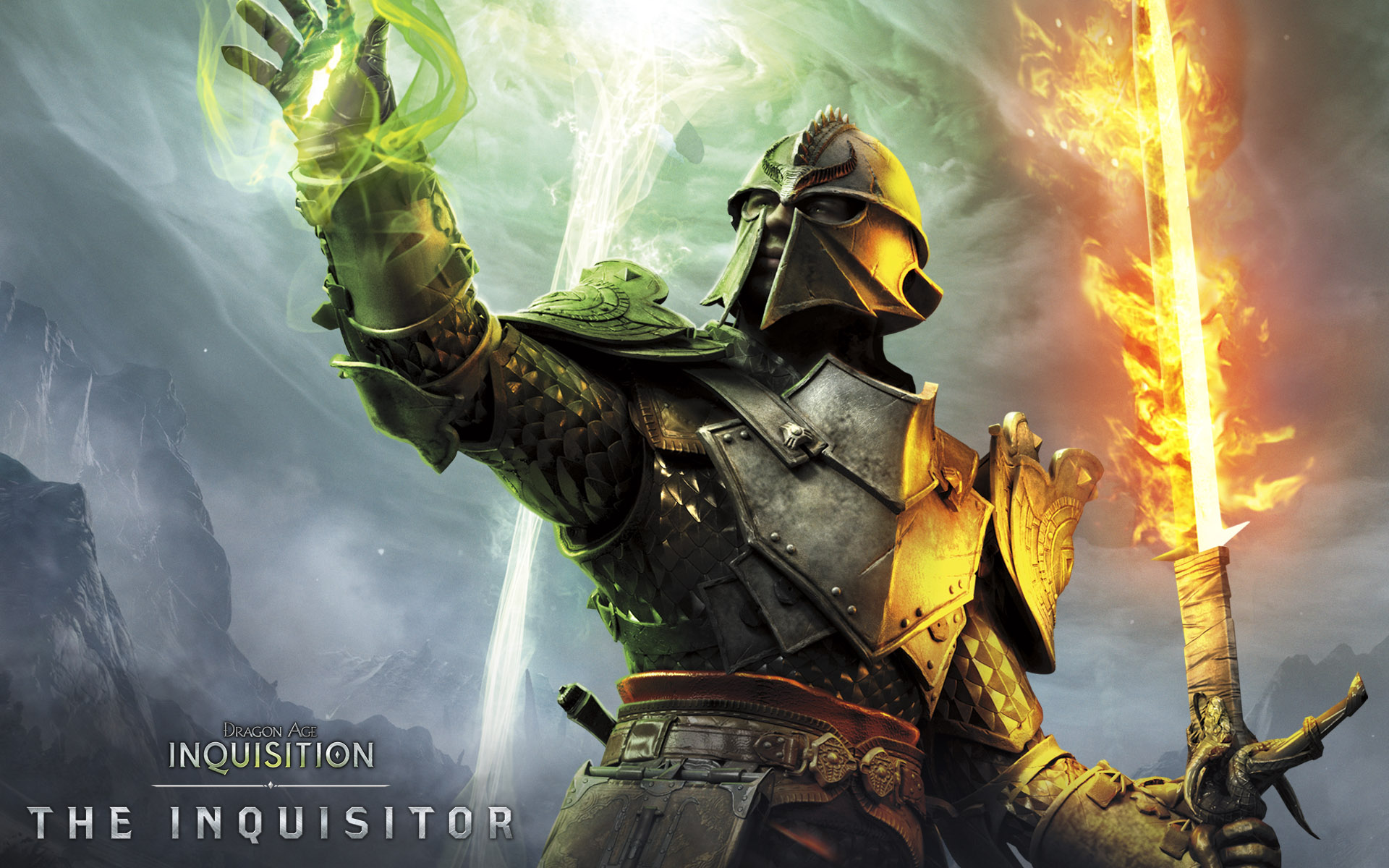 Dragon age inquisition hd wallpaper wallpapersafari - Dragon age inquisition wallpaper 4k ...