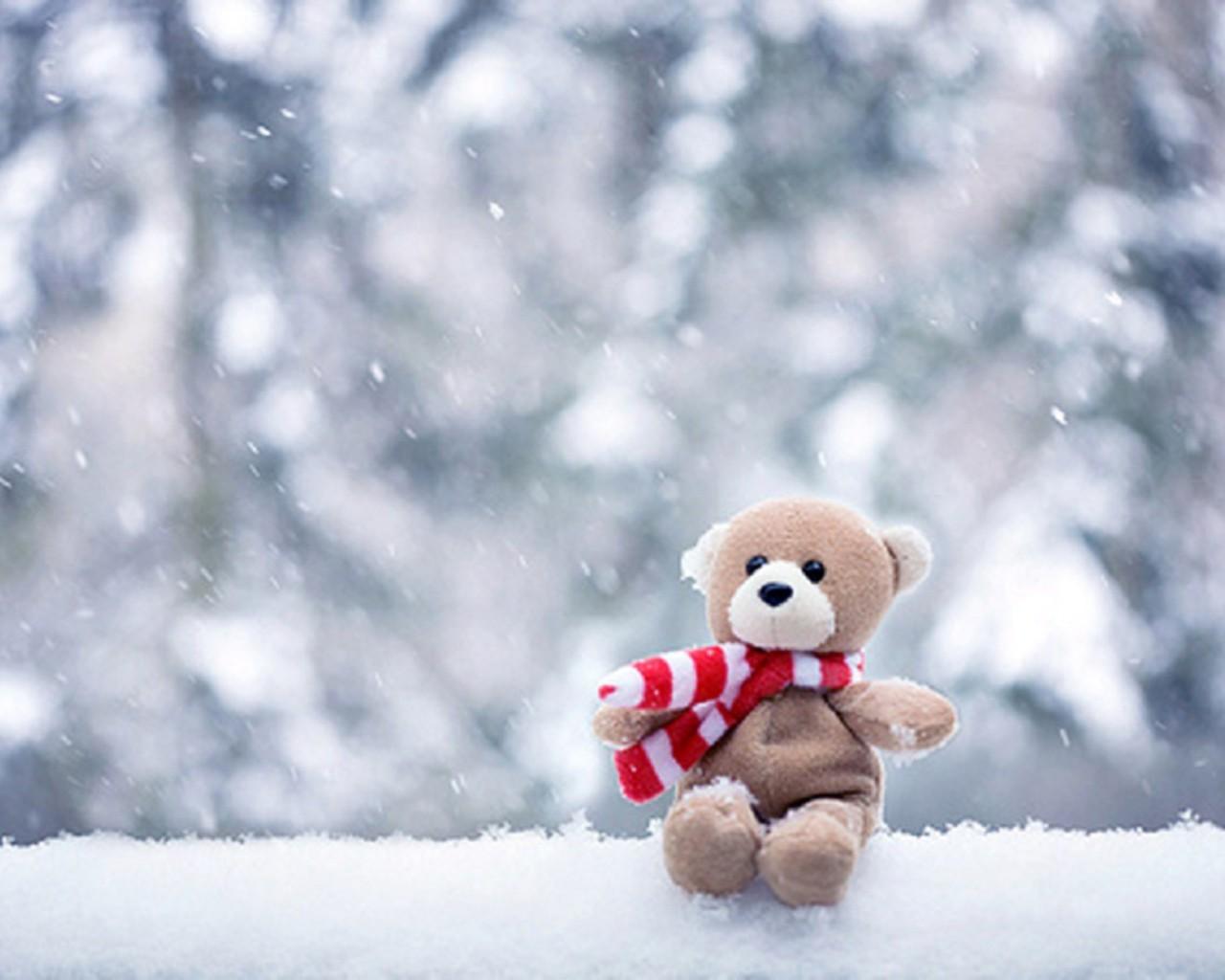 20 Full Size Cute Teddy Bears HD Wallpapers 1280x1024