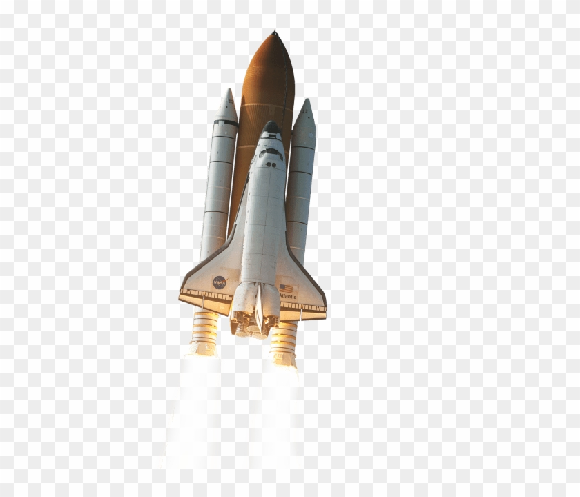 Png Download Space Shuttle Starting Png Images   Space 840x720