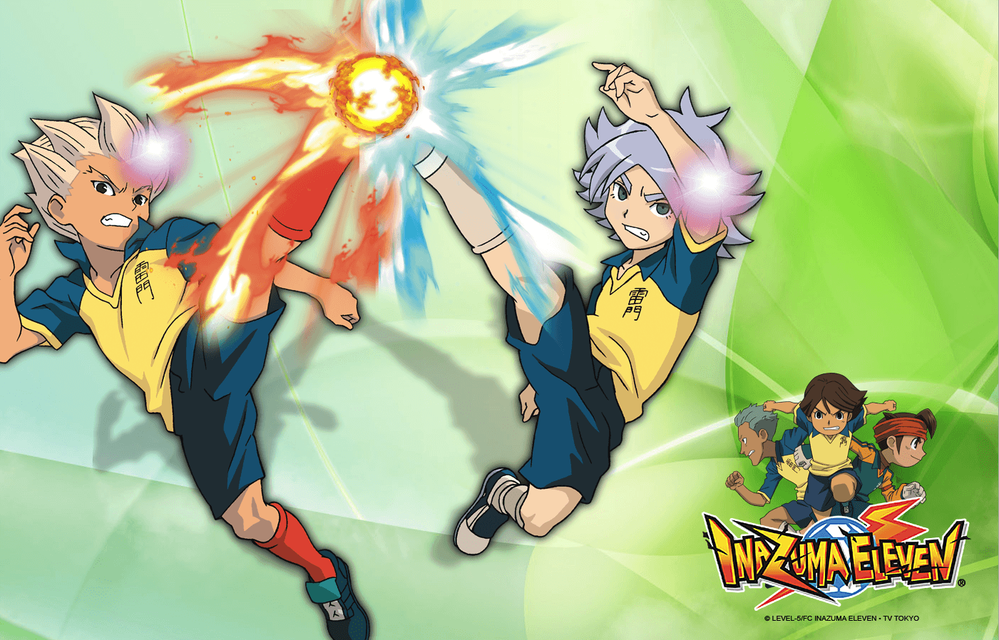 Inazuma Eleven Wallpapers 1401x898