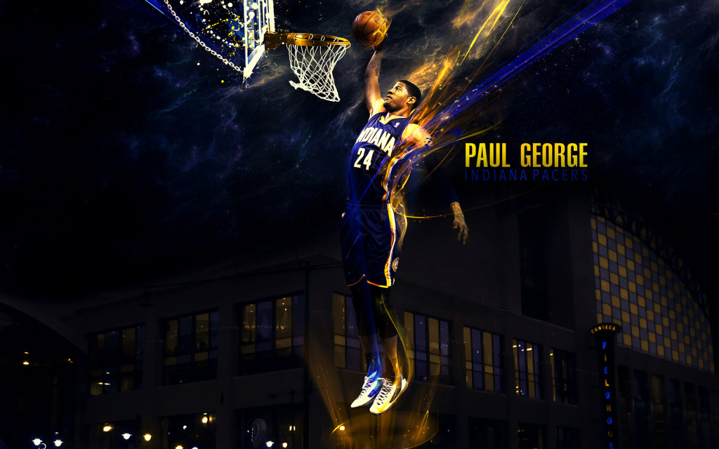 Pacers Wallpaper Iphone Paul george the new face of 1024x640