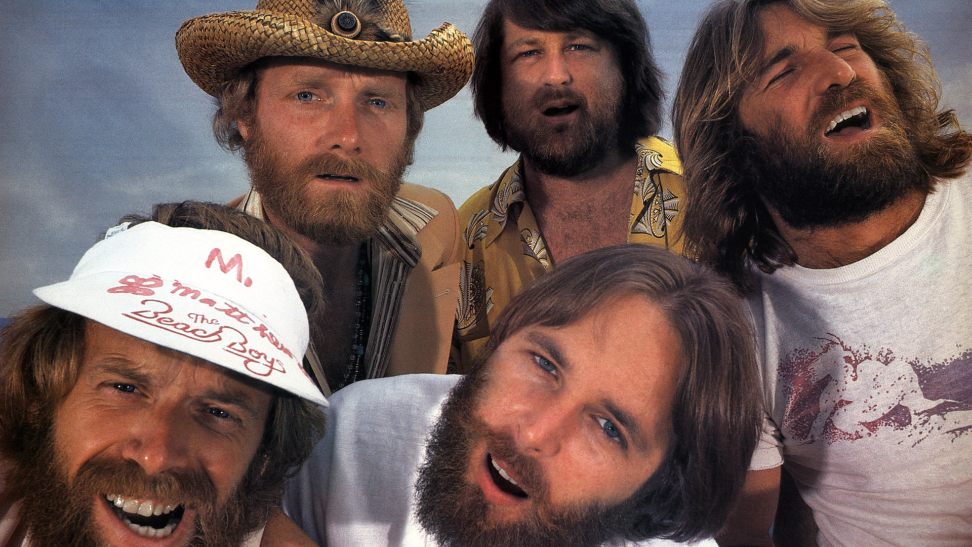 The Beach Boys HD Wallpaper Background Image 1920x1080 1920x1080