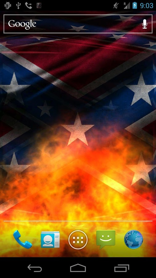 3d rebel flag with thunder and fire effect there are lots of rebel 506x900