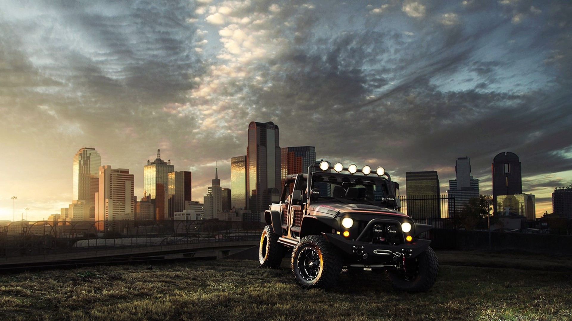 Wallpaper Abyss Explore the Collection Jeep Vehicles Jeep 345375 1920x1080