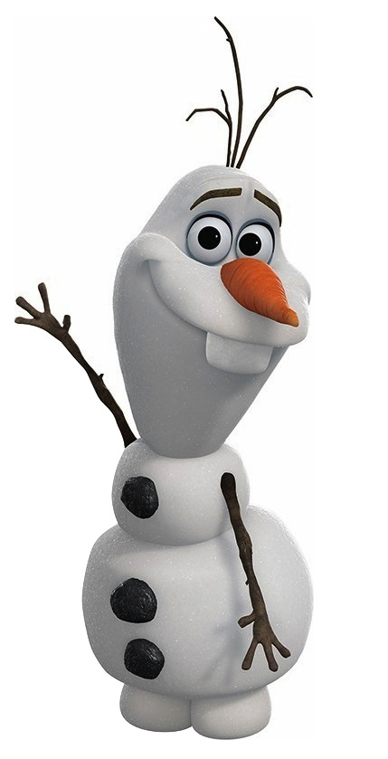 Frozen olaf 600x388 429x839