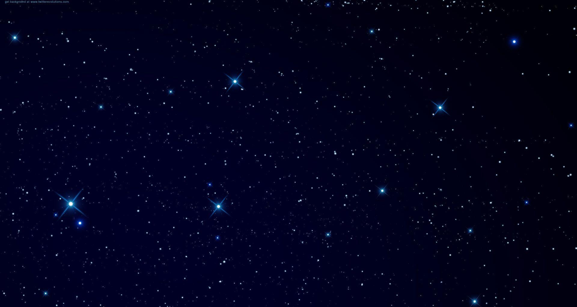 Space Star Backgrounds 1920x1024