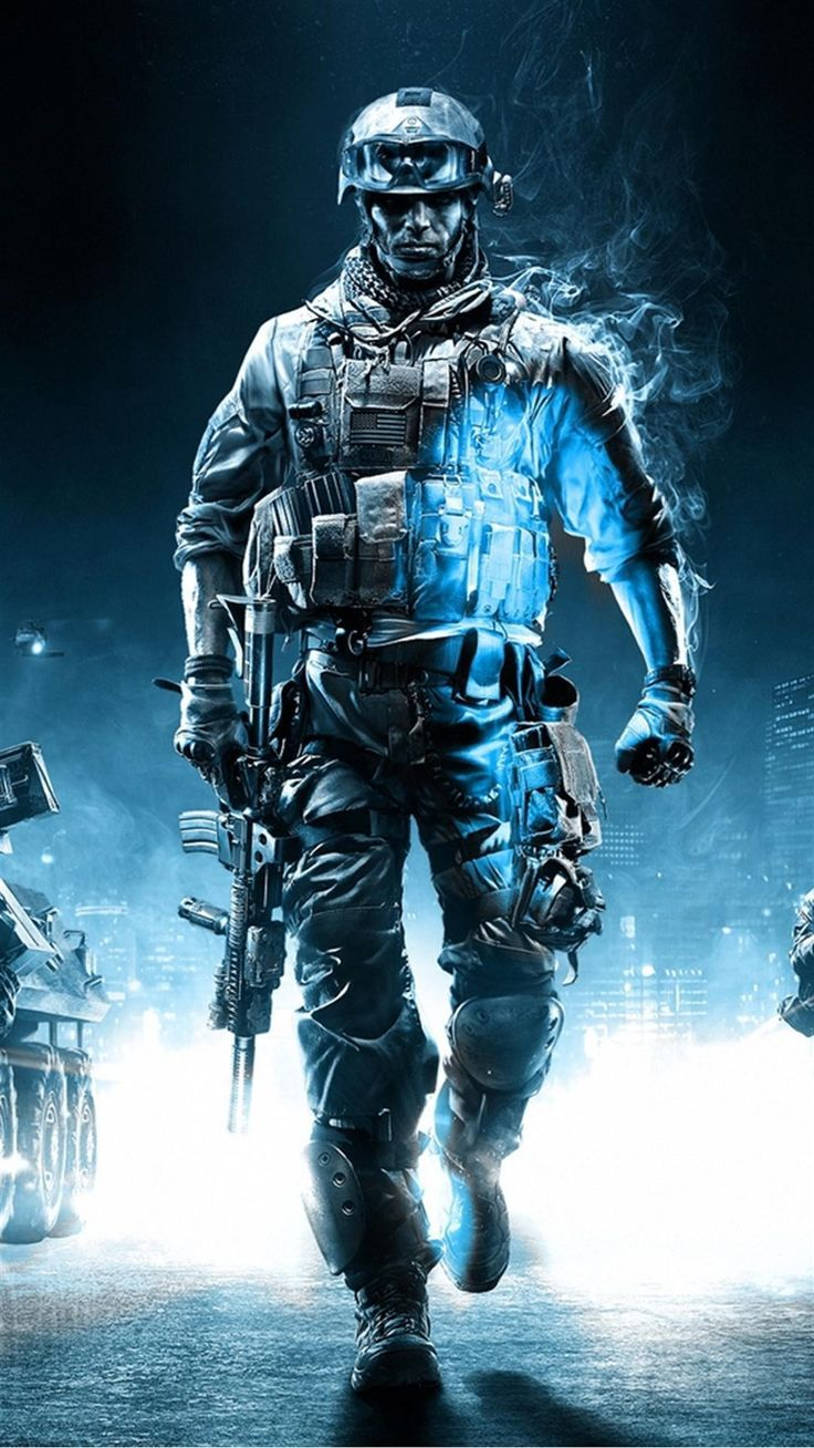Call Of Duty Ghosts Soldier iPhone 6 Plus HD Wallpaper   Call 736x1308
