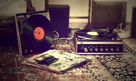music retro player carpet lp   image 482477 on Favimcom 521x313
