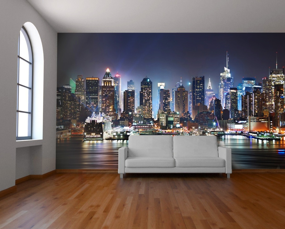 Free Download City View Wallpaper Mural From Watts London Made By