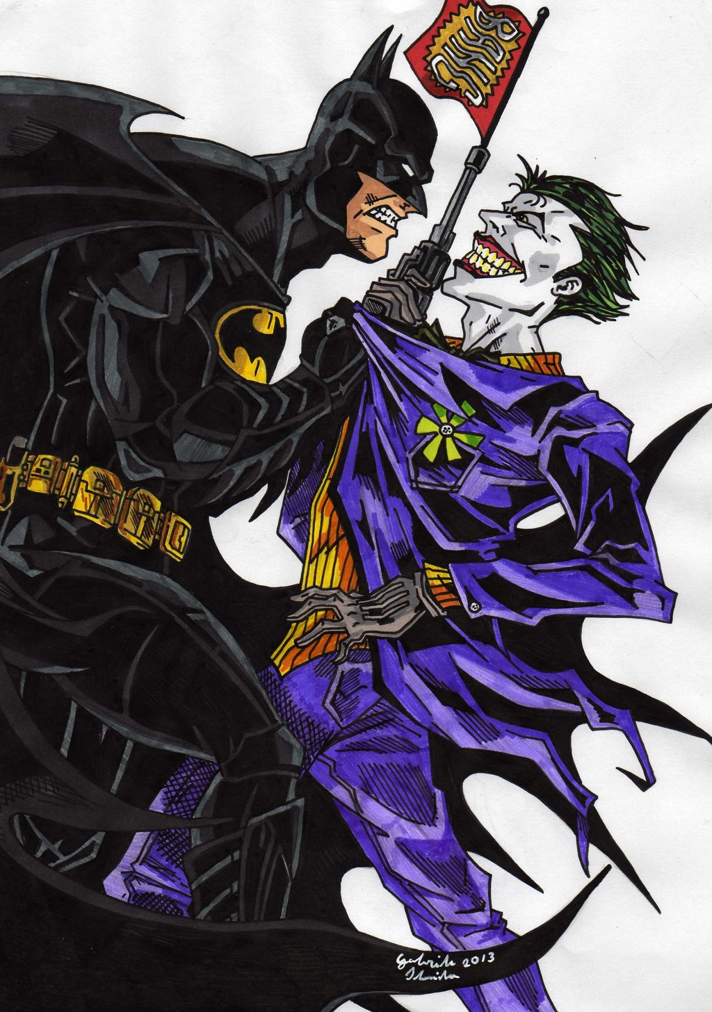 Batman Vs Joker Joker Vs Robin Batman Joker Vs Robin Batman Under The 1024x1456