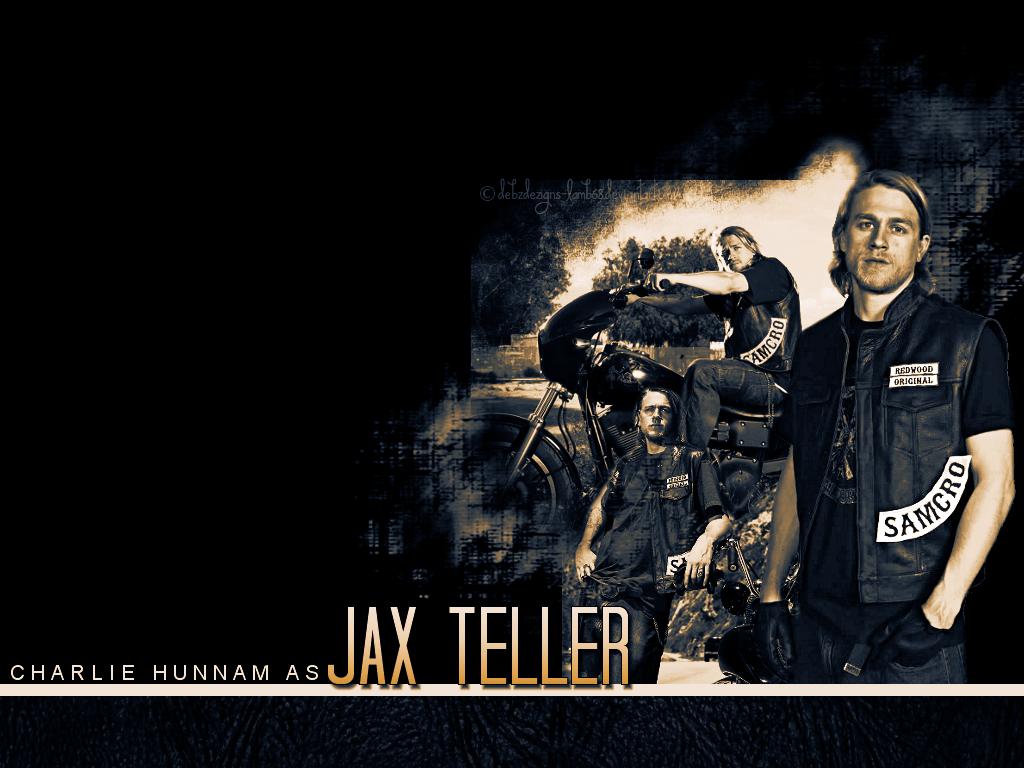 Hd Charlie Hunnam Wallpapers: Jax Teller Wallpaper