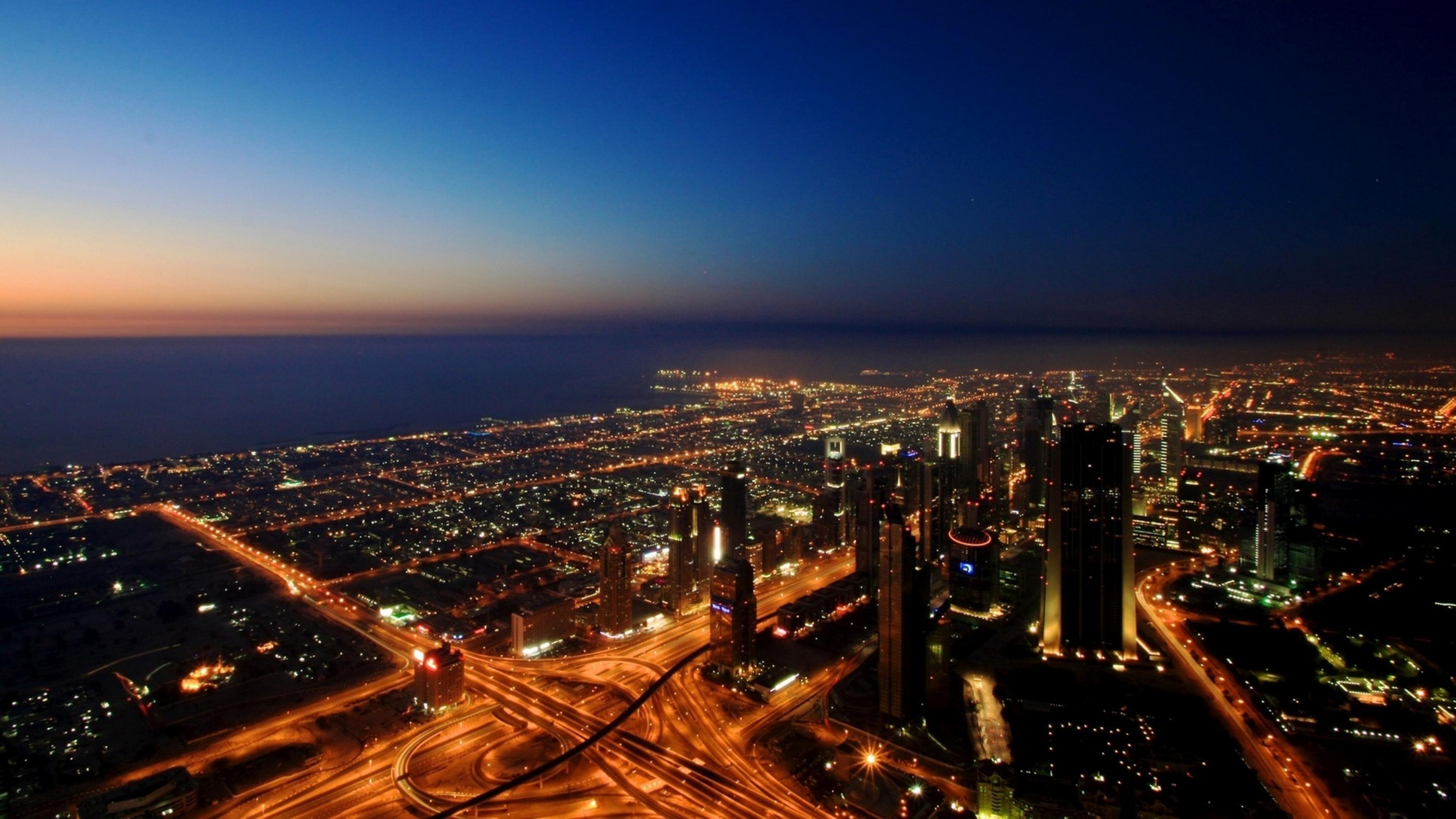 Dubai 4K Wallpaper - WallpaperSafari