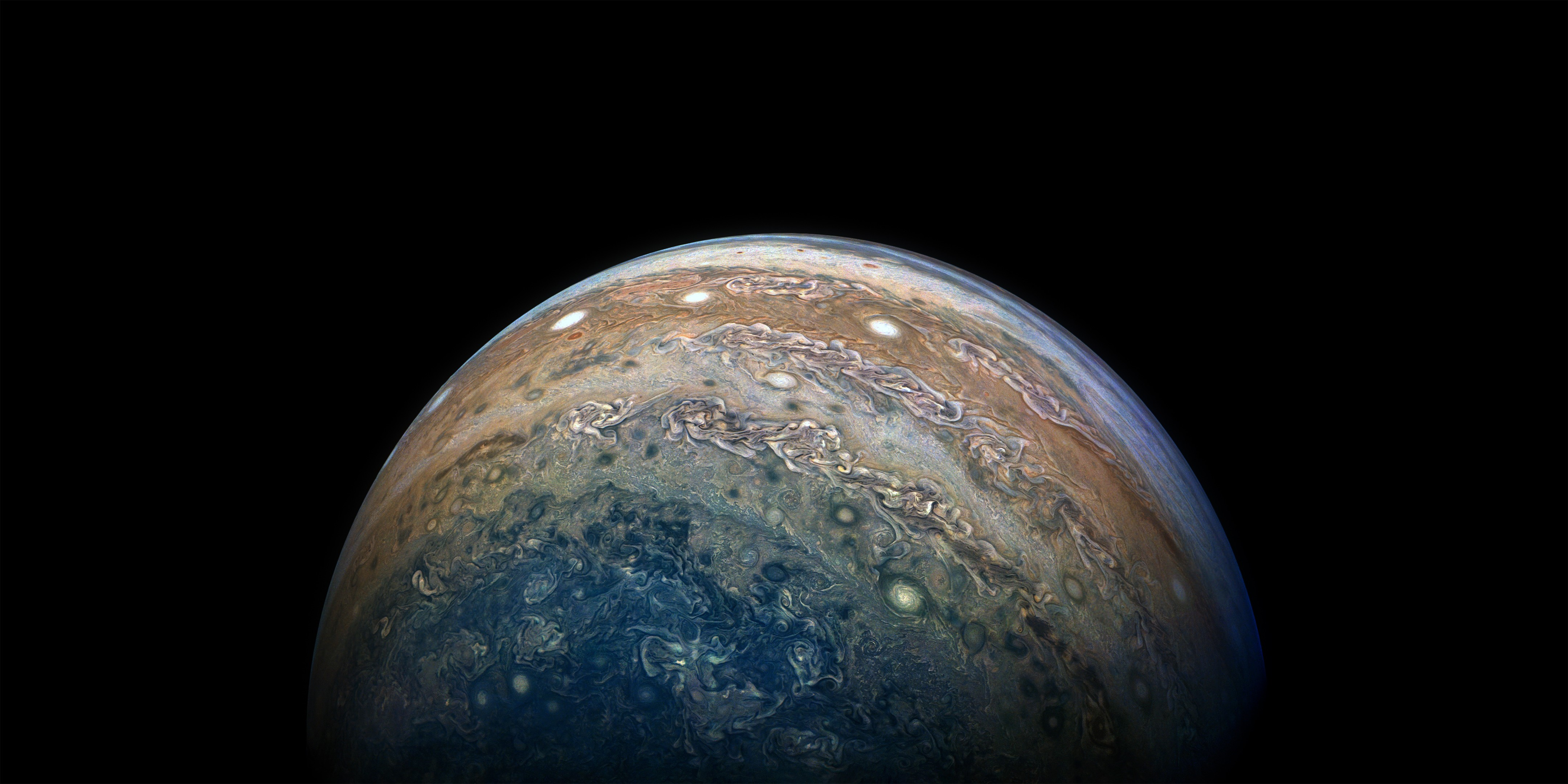 15 Jupiter HD Wallpapers Background Images 4320x2160