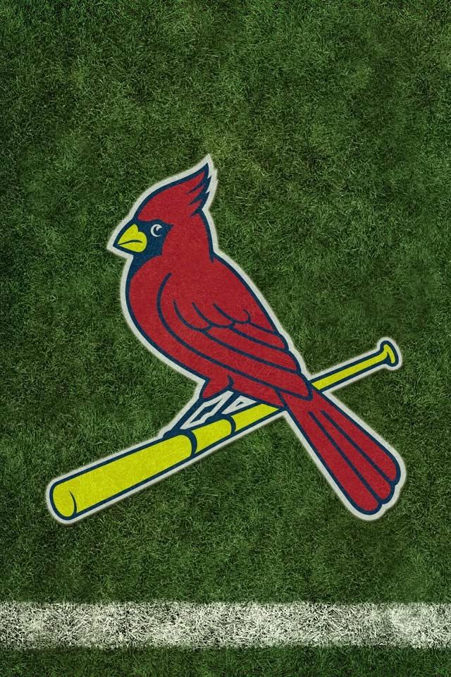 St Louis Cardinals iPhone Wallpaper - WallpaperSafari