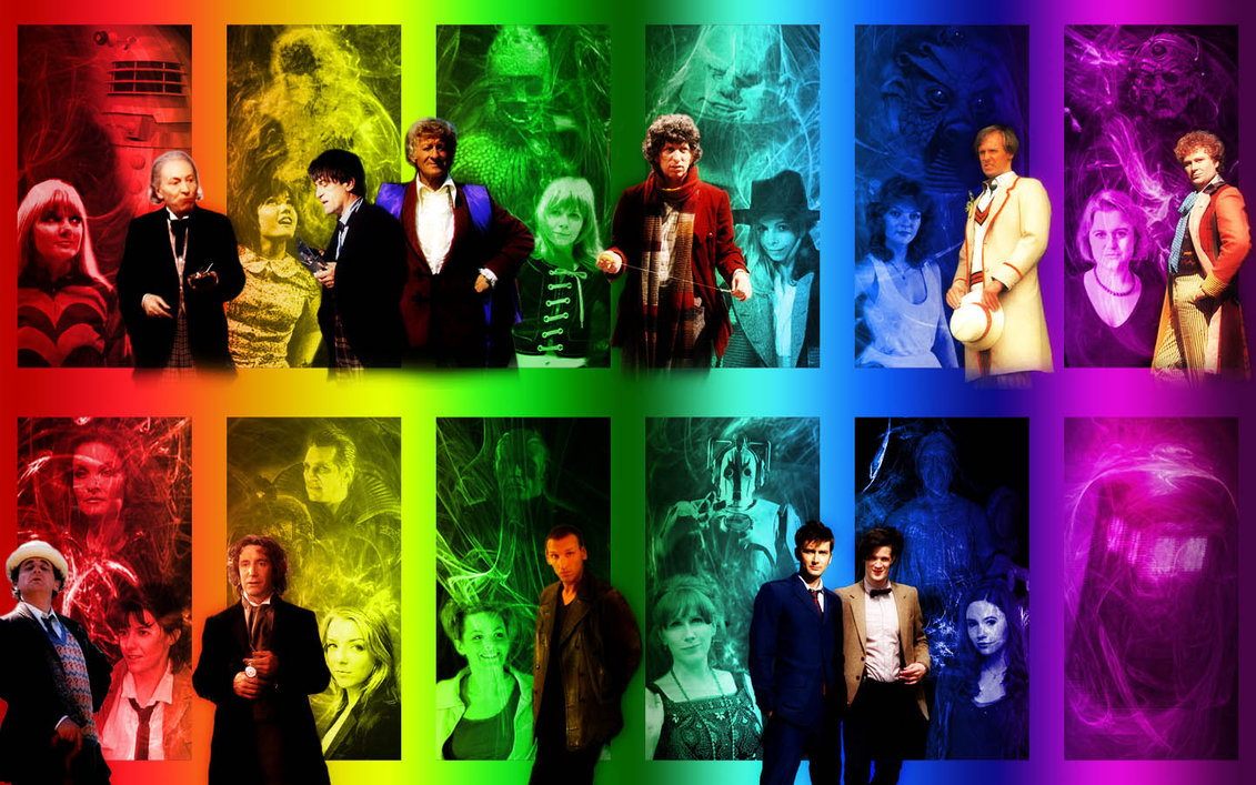 Doctor Who Wallpaper 2 by DoctorRy 1131x707