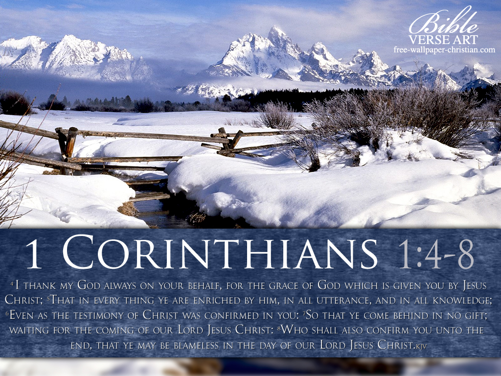 Corinthians 14 8   Wallpaper   Christian Wallpapers and Backgrounds 1024x768