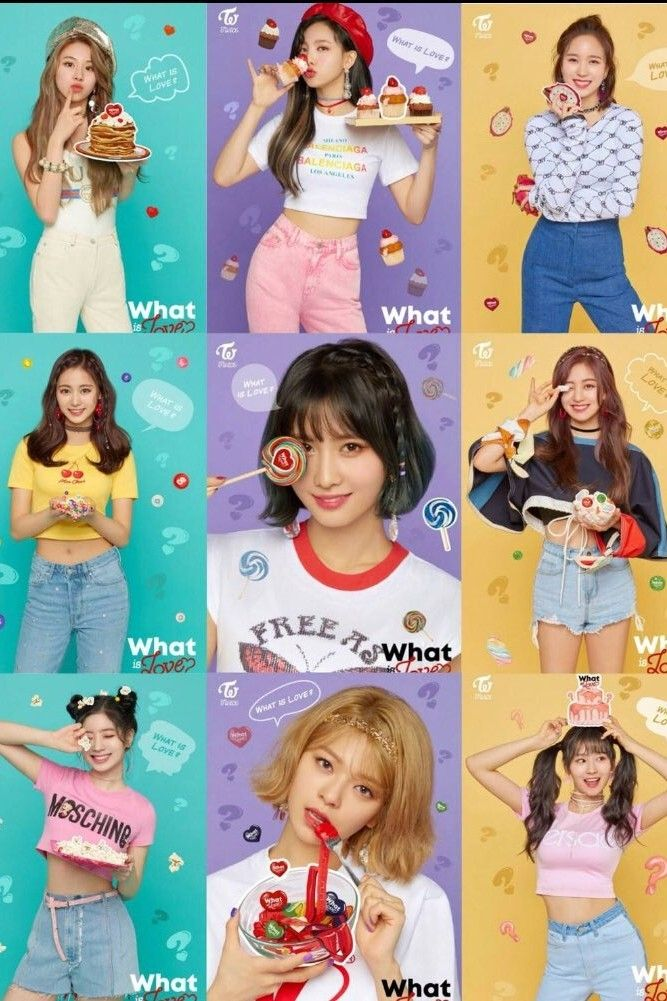 TWICE   5th Mini Album What is Love twice Twice what is 667x1001