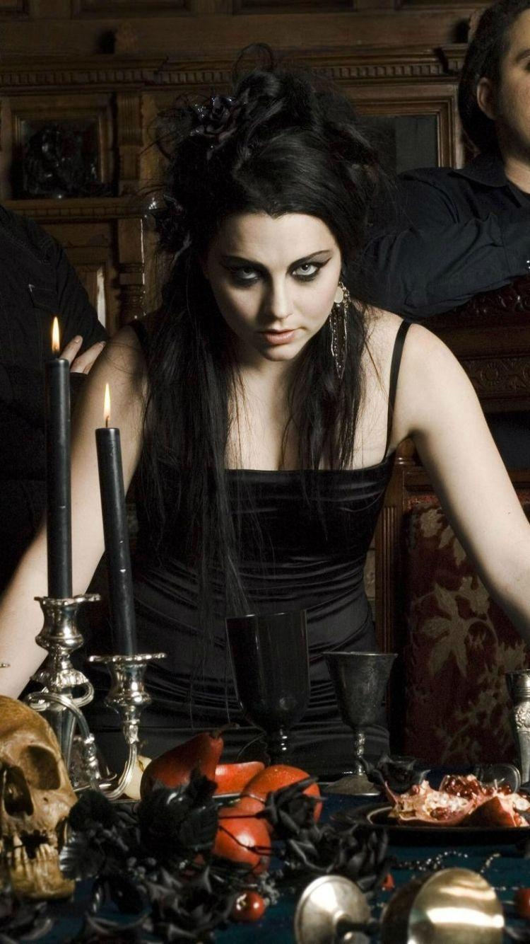 Evanescence 2016 Wallpapers 750x1334