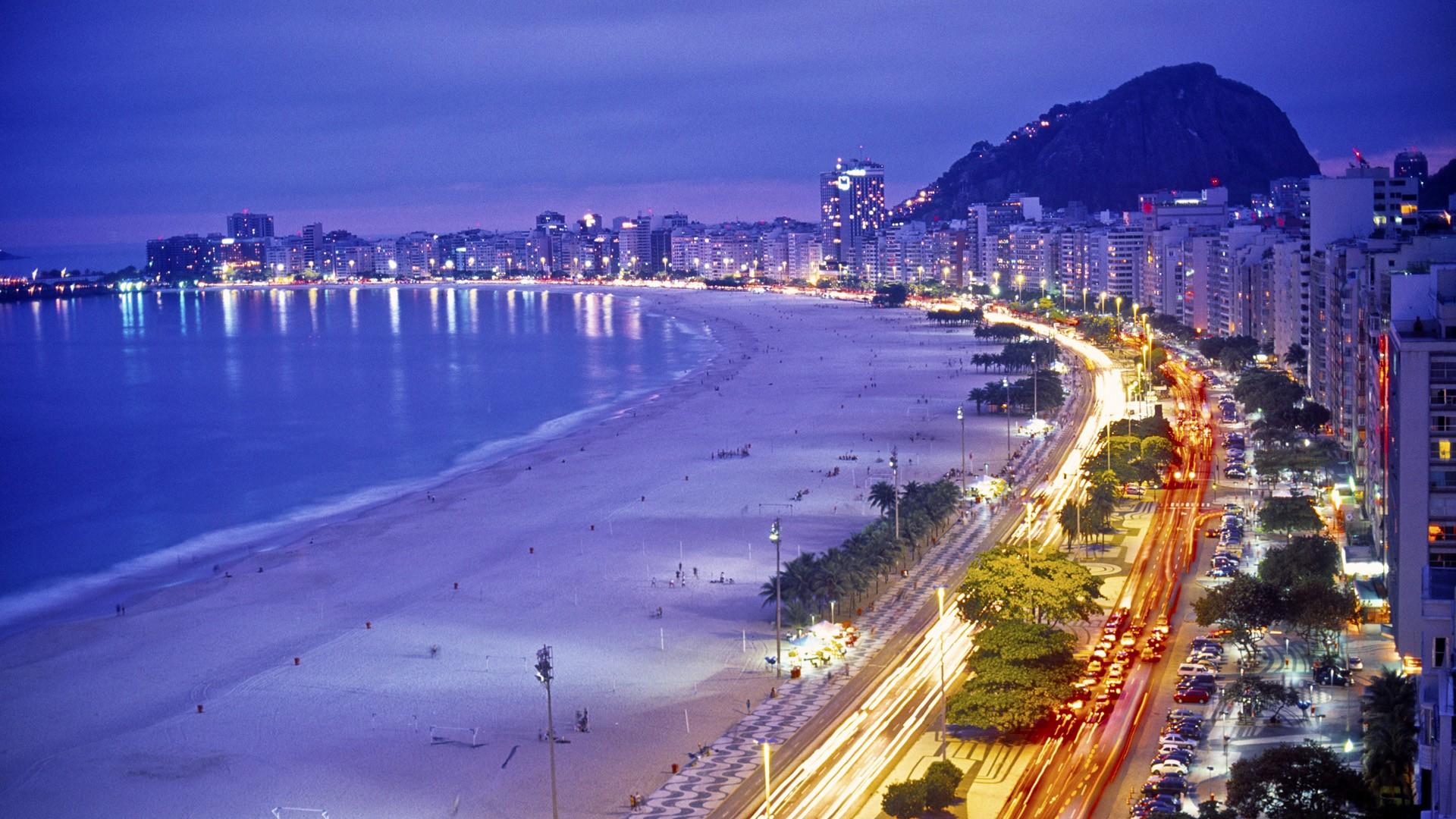 Beach Brazil Wallpaper 1920x1080 Beach Brazil Rio De Janeiro 1920x1080