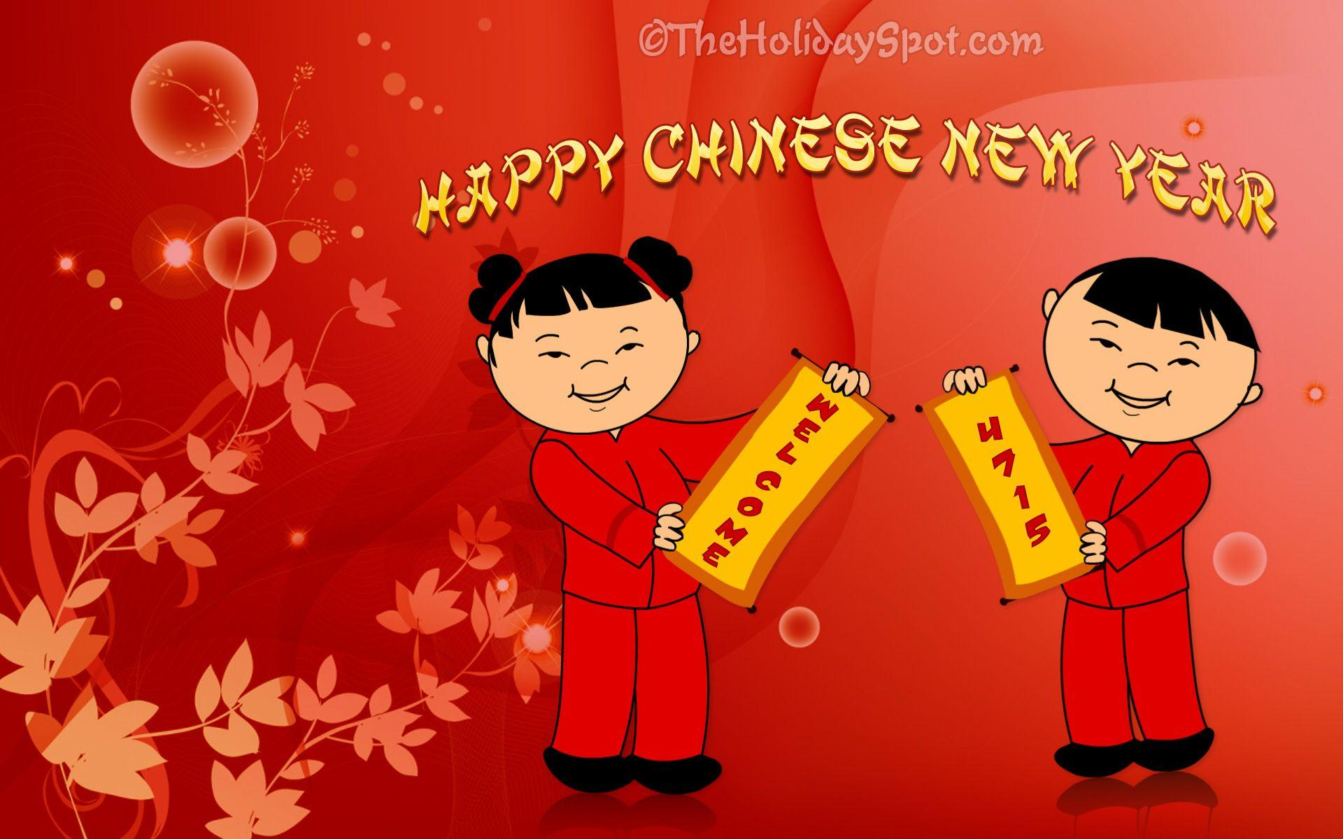 Chinese New Year Wallpapers 1920x1200